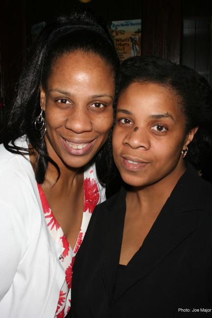 Njoya and Anita