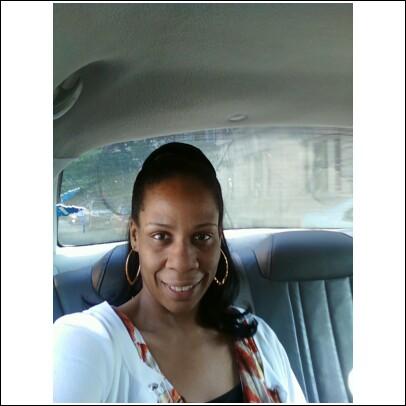 Njoya in cab